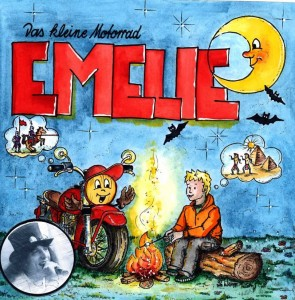 Emelie CD Cover